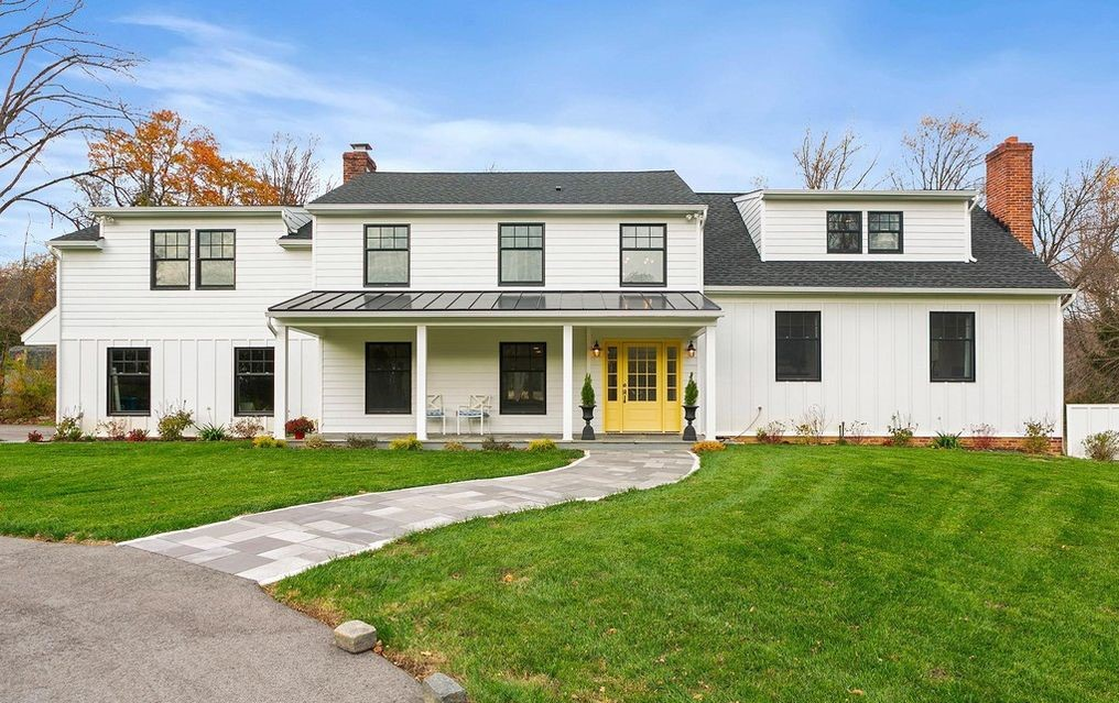 Malvern Bank House of the Week: Farmhouse Surrounded by Conservancy Land in Willistown