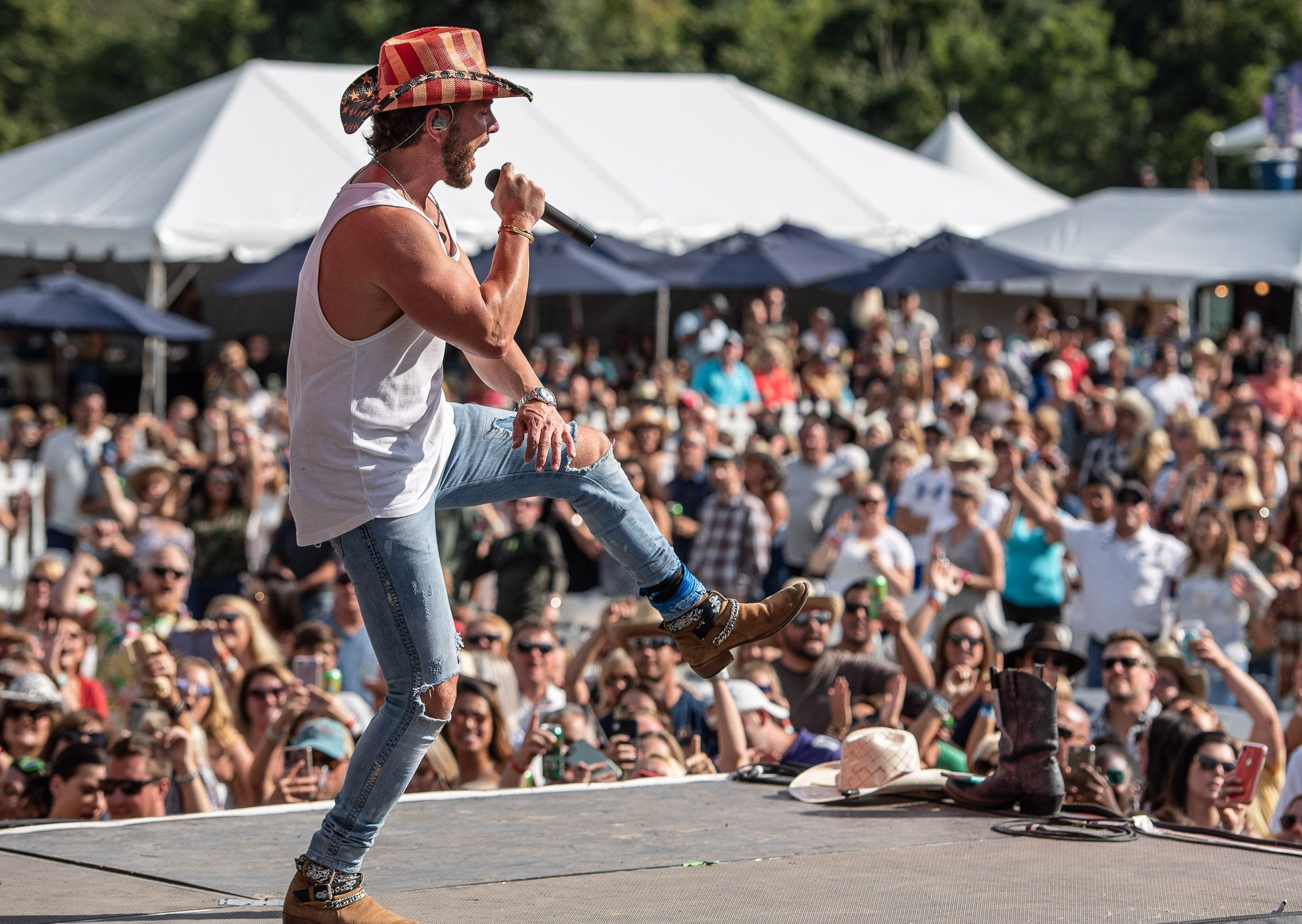 Citadel Country Spirit USA Announces GMC Sierra Stage Lineup and Aug. 28-30 Schedule