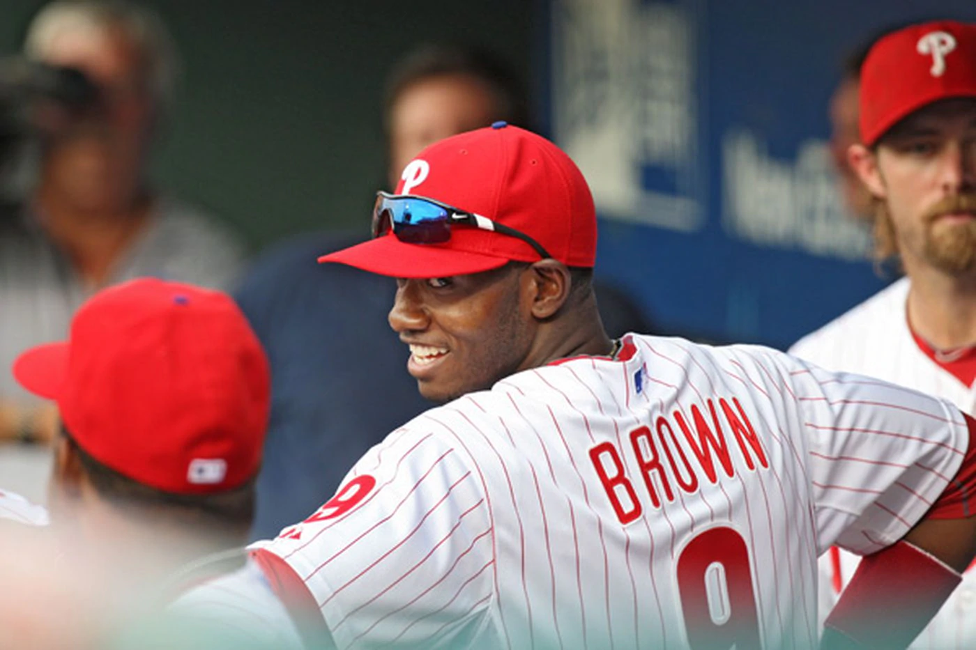 Former Phillies Outfielder Finds New Career at East Norriton's Athletes Academy