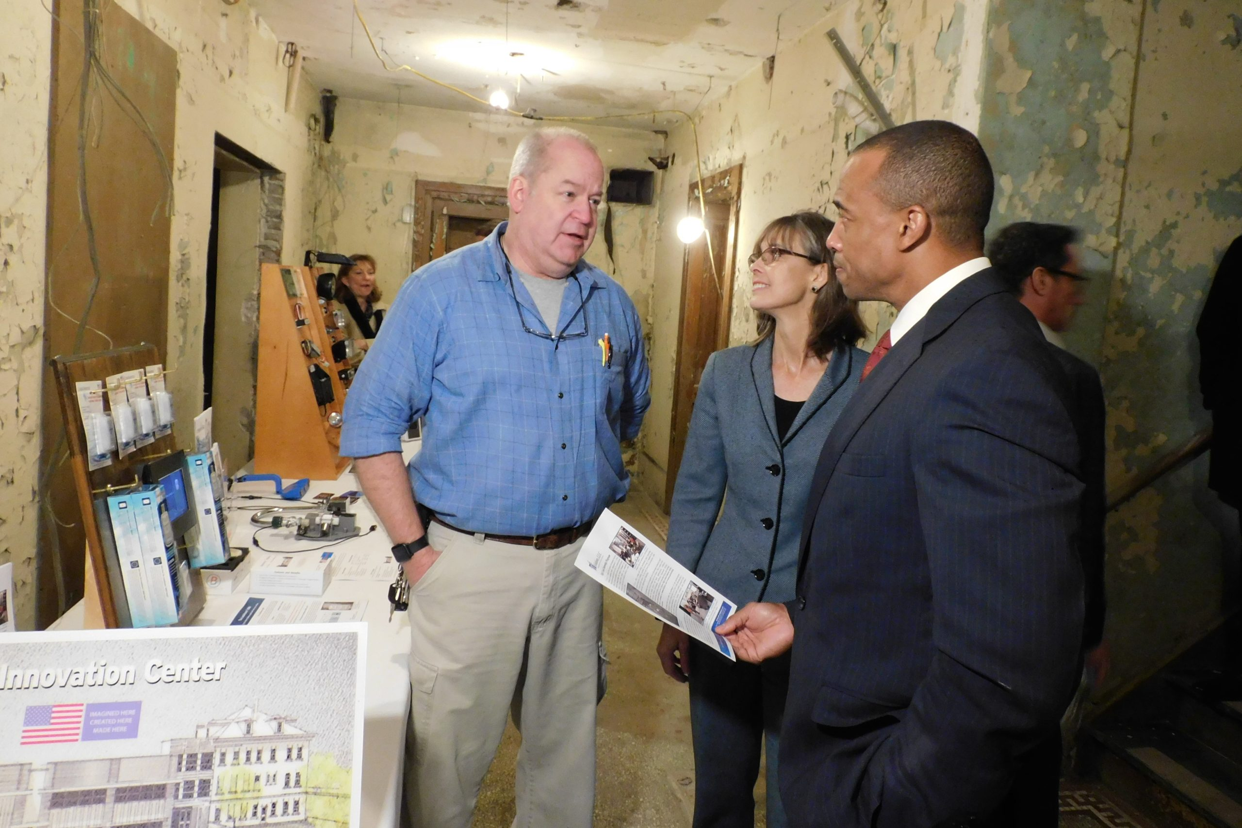 Turning the Tide in Coatesville: Federal Agencies Tour City's Qualified Opportunity Zones