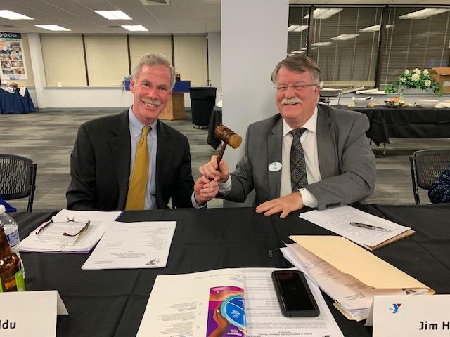 Jim Horn Begins Term as Board Chair of YMCA of Greater Brandywine