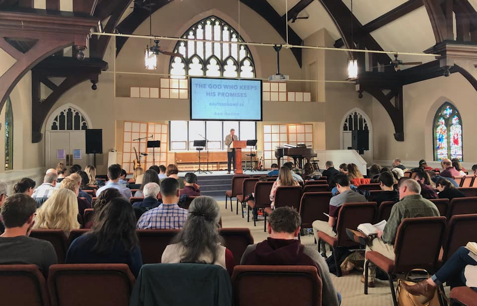 Pastor of Christ Church in West Chester Cultivates Congregation Committed to Theological Vitality