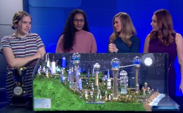 Lionville Middle School Students Build Award-Winning Virtual City with Clean Drinking Water
