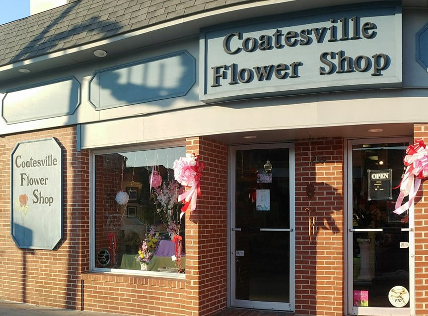 After More Than Seven Decades, Coatesville Flower Shop Still Going Strong