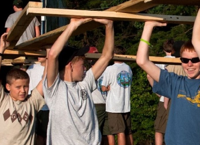 Donations Help to Instill Values, Skills That Prepare Chester County Boy Scouts to Be Future Leaders
