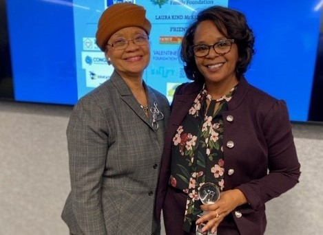 Brandywine Health Foundation CEO Recognized for Outstanding Social Innovation