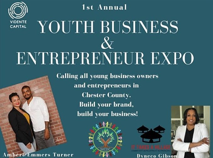 Support the Community's Young Entrepreneurs at First Annual Youth Business and Entrepreneur Expo