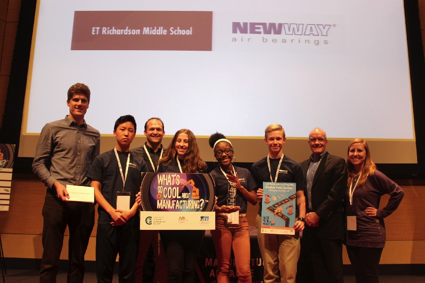 "Eight Schools from Chester County, Delaware County Awarded in ""What's So Cool About Manufacturing"" Video Contest"