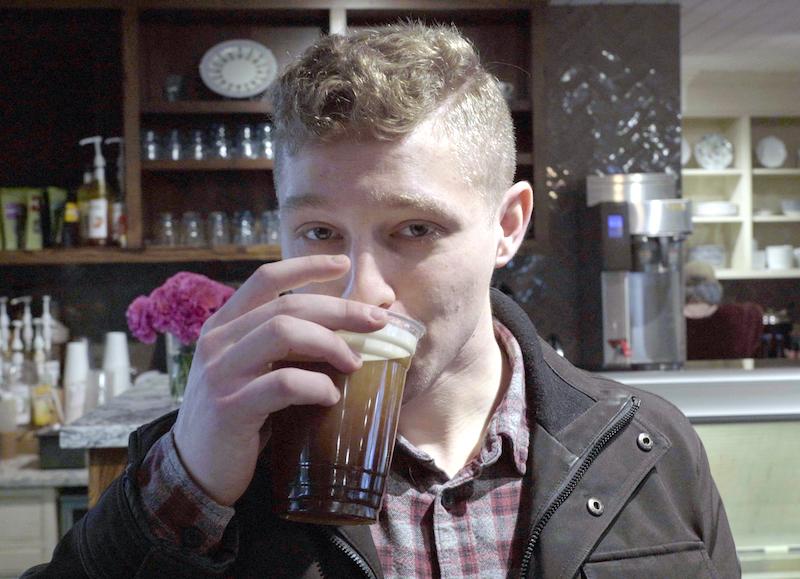Conestoga Grad Taps Into Cold-Brew Craze to Launch Coffee Business