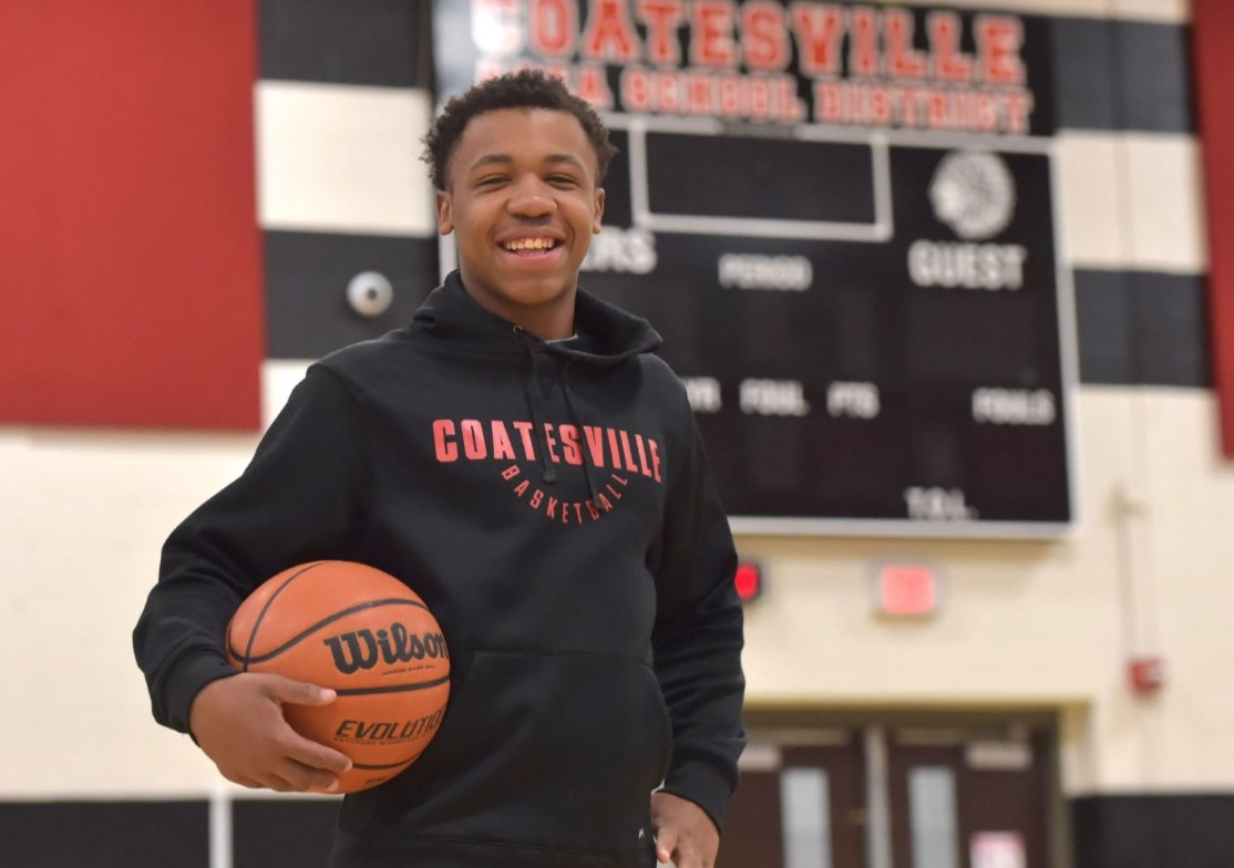 Coatesville Basketball Star Makes His College Commitment