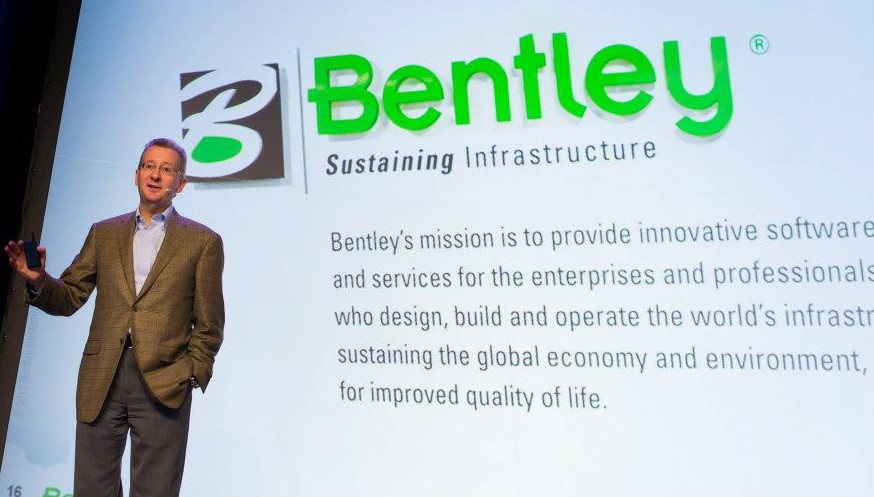 With $700 Million in Annual Sales, Exton's Bentley Systems Considers Going Public