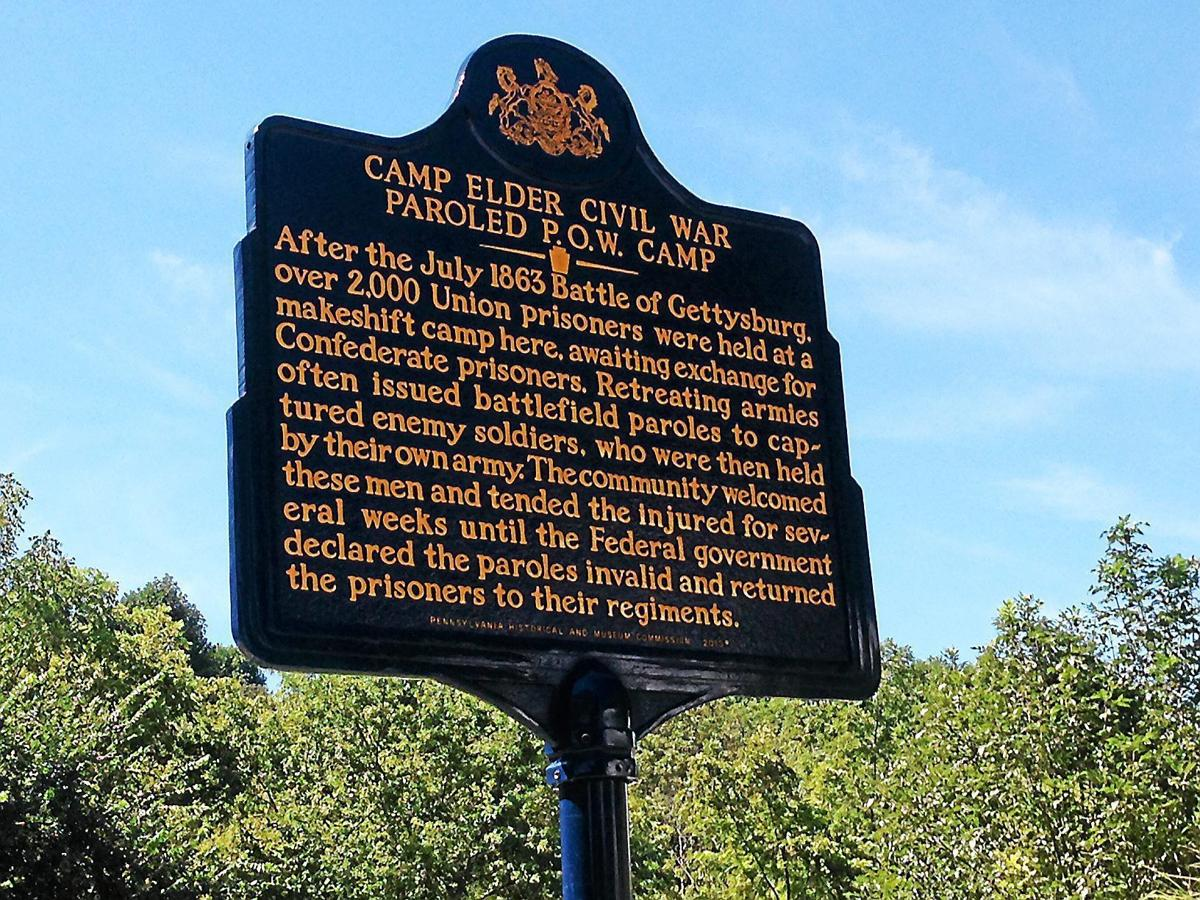 The Strange History of a Civil War Camp in Westtown