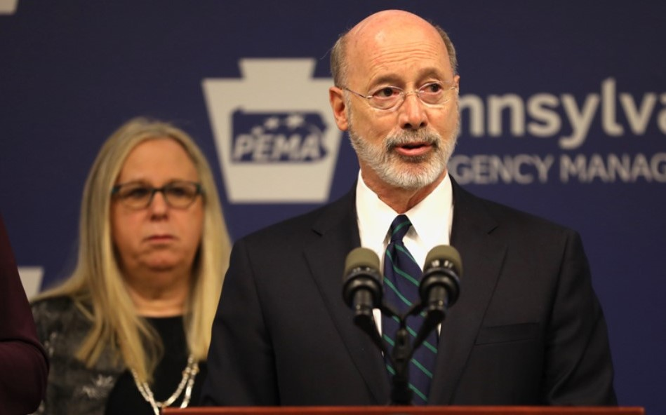 Gov. Wolf Orders Restaurants, Bars to Close Dine-In Service in Chester County
