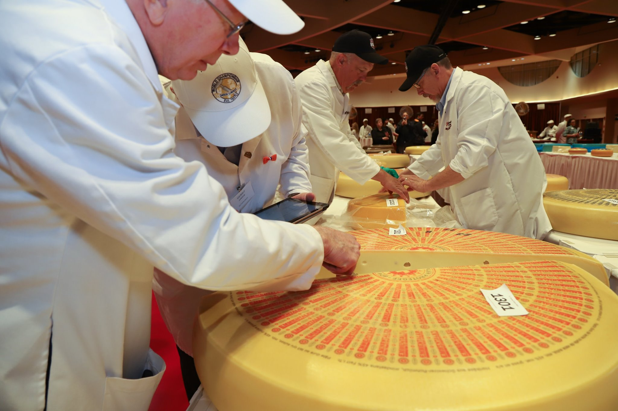 Coatesville-Made Cheese Among 20 Finalists from 3,667 Entries at World Championship of Cheese