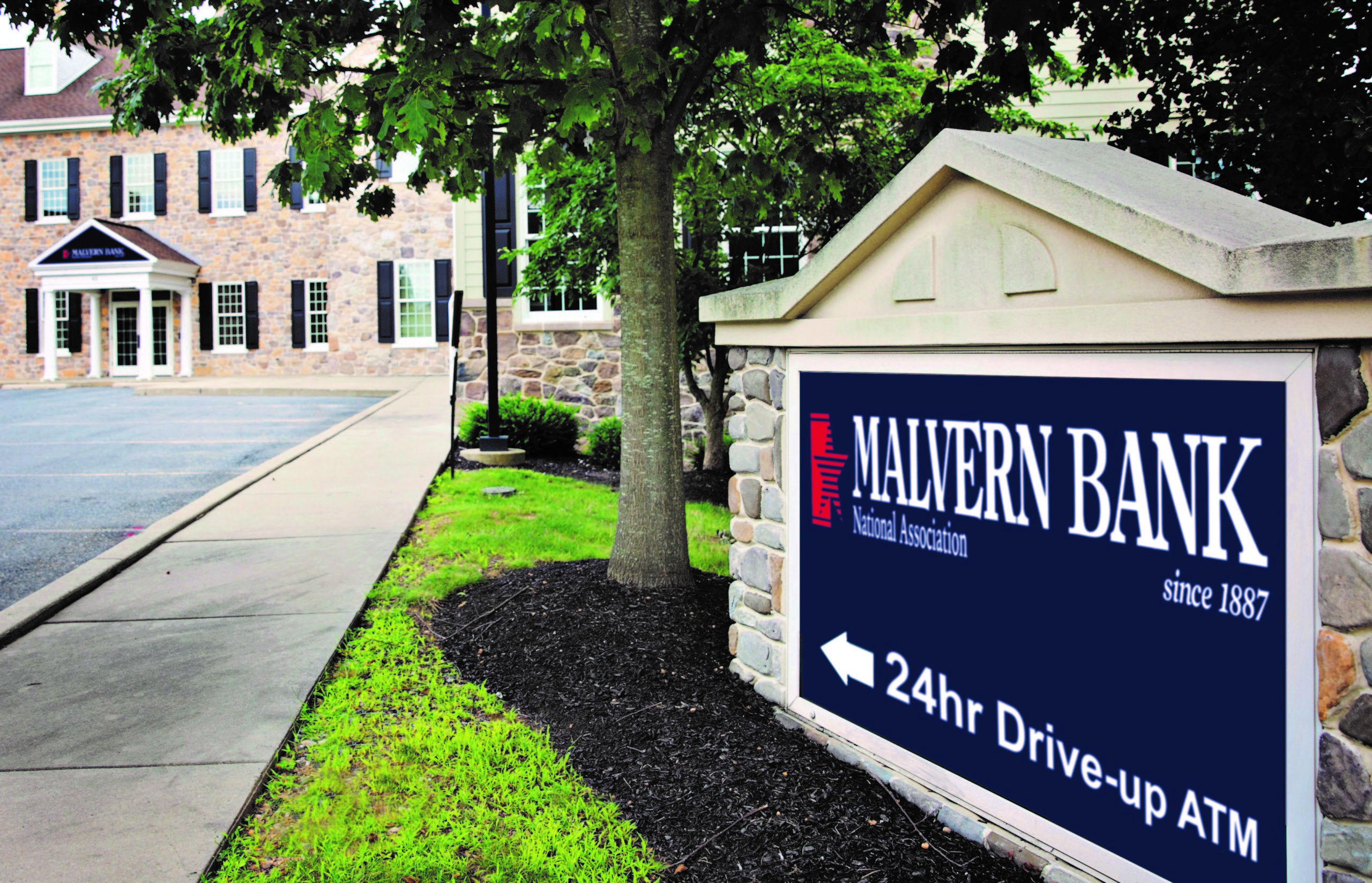 Malvern Bank 'Buys Local,' Purchases Face Masks for Employees from Berwyn-Based Seamstress