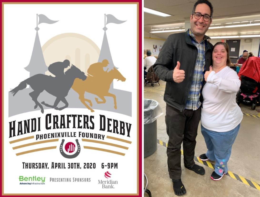 Thorndale's Handi-Crafters Seeks Sponsors for Its Spring Derby Party at Phoenixville Foundry
