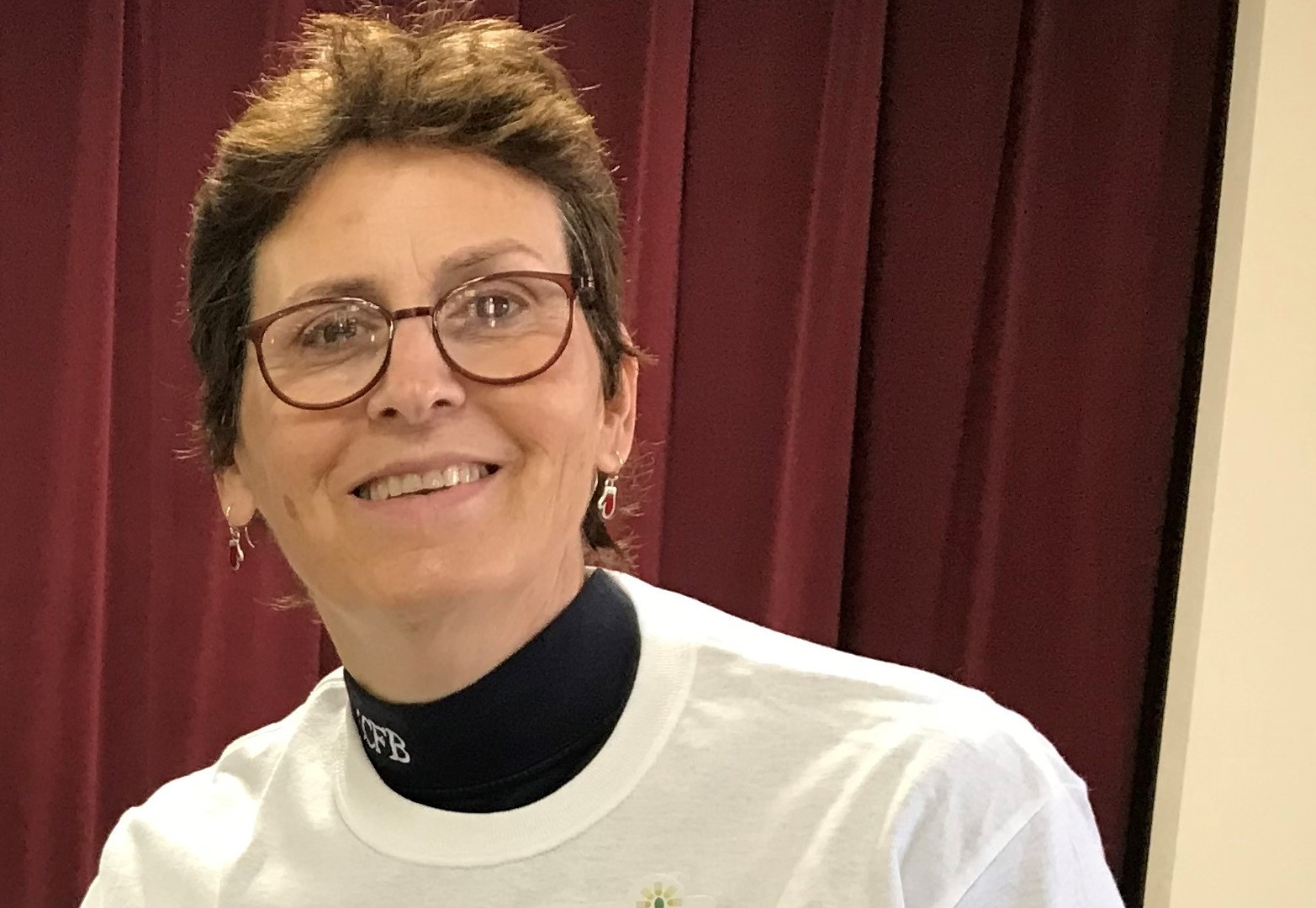 'Winds of Change' Are Upon This Longtime Employee of the Chester County Food Bank