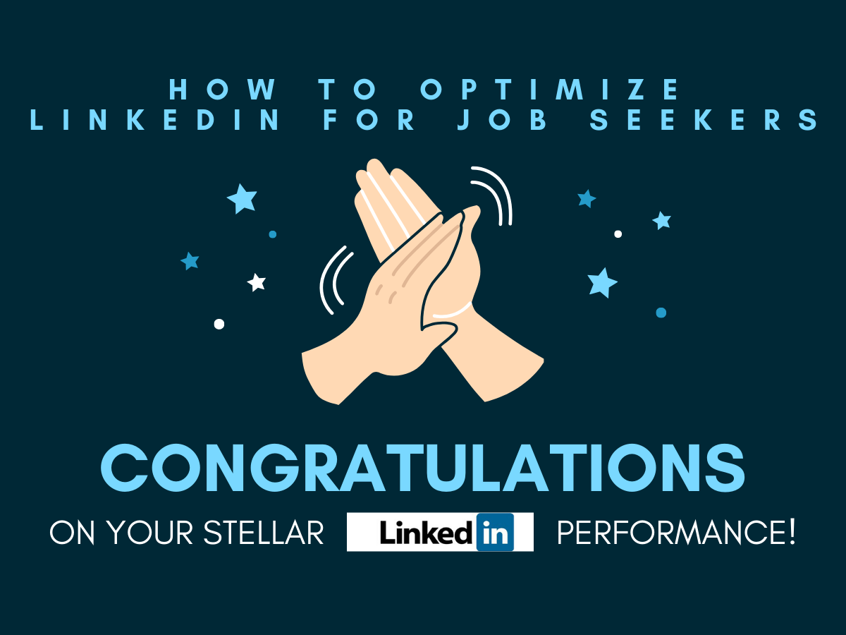 How to Optimize LinkedIn for Job Seekers