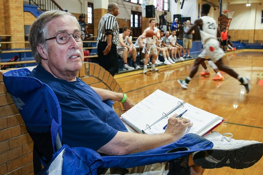 West Chester Man, Renowned Basketball Talent Evaluator Says Recruiting Now in Limbo