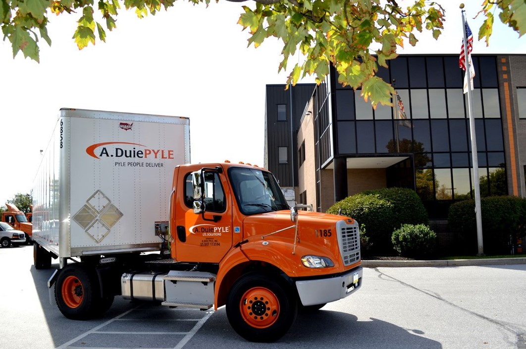 Wall Street Journal: West Chester's A. Duie Pyle Among Trucking Companies Forced to Cut Spending