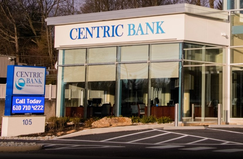 Centric Bank Earns Spot on ICBA's List of Top Lenders, Again Ranks Among Top 200 Publicly Traded Community Banks