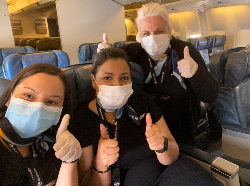 Americans Stranded Abroad Due to Pandemic Find Rescue in Wayne-Based Airline