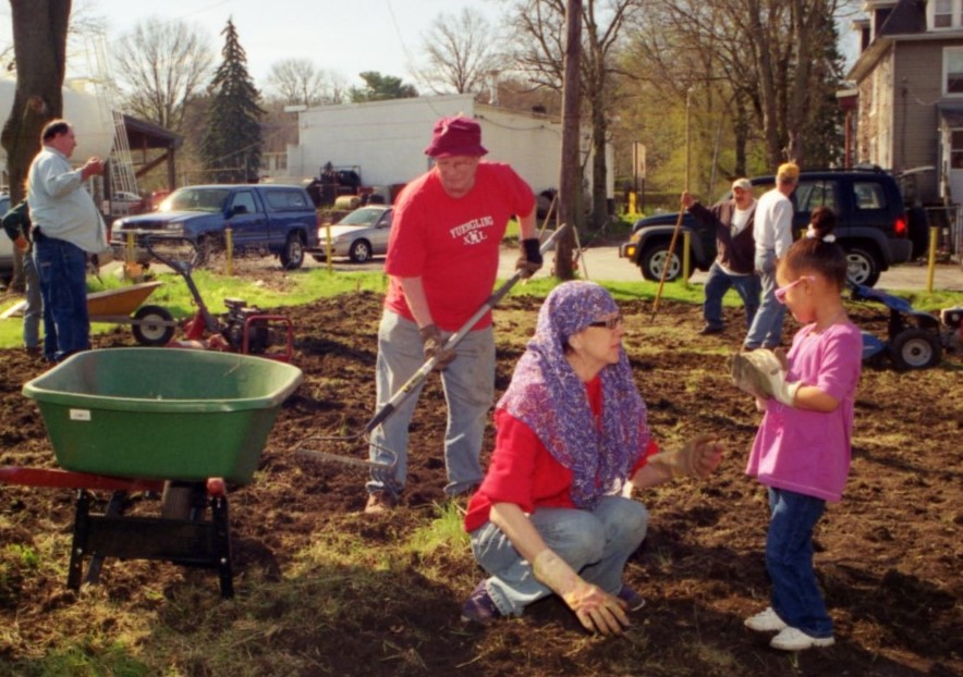 Coatesville Among Many Places Nationwide Where Victory Gardens Are Making a Comeback
