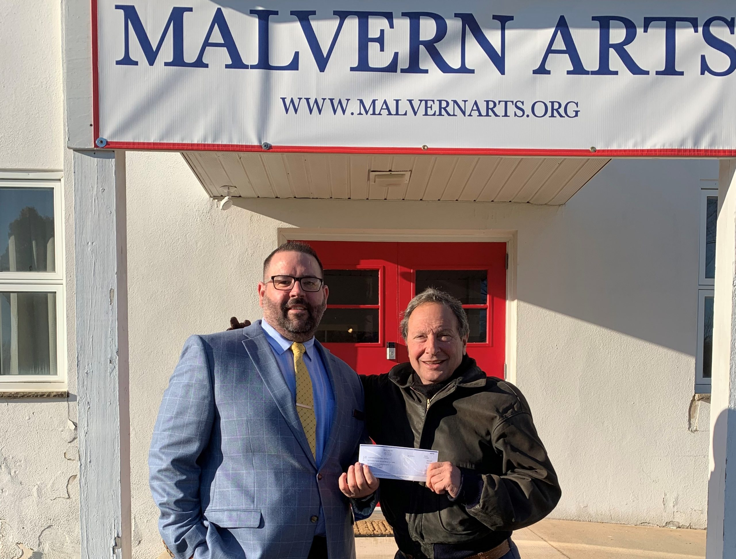 Malvern Bank Donates First-Quarter ATM Fees to Local Nonprofits