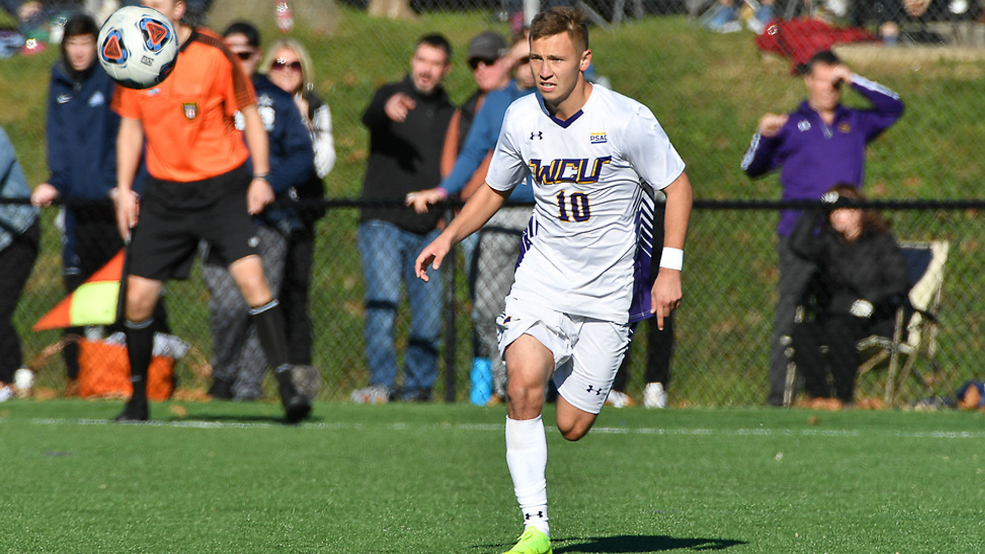 WCU Soccer Player Looks Forward to His Return to the Pitch