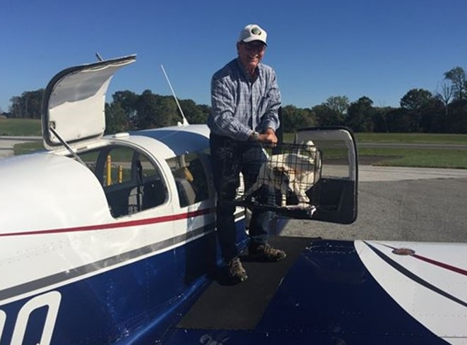 West Grove Man Delivers Coronavirus Aid to Ocean City in His Private Plane