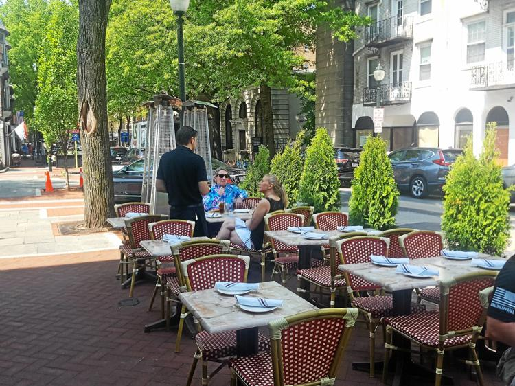 To Create 'Feeling of Open-Air Marketplace,' West Chester Considers Enabling More Outdoor Dining