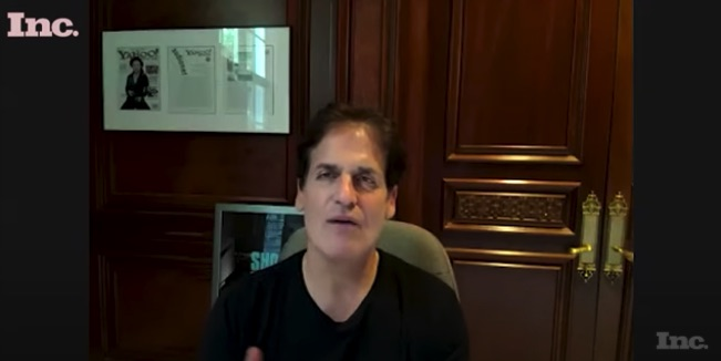 Mark Cuban Offers Tips on How Small Businesses Can Survive the Coronavirus Pandemic and Come Out Stronger Than Before