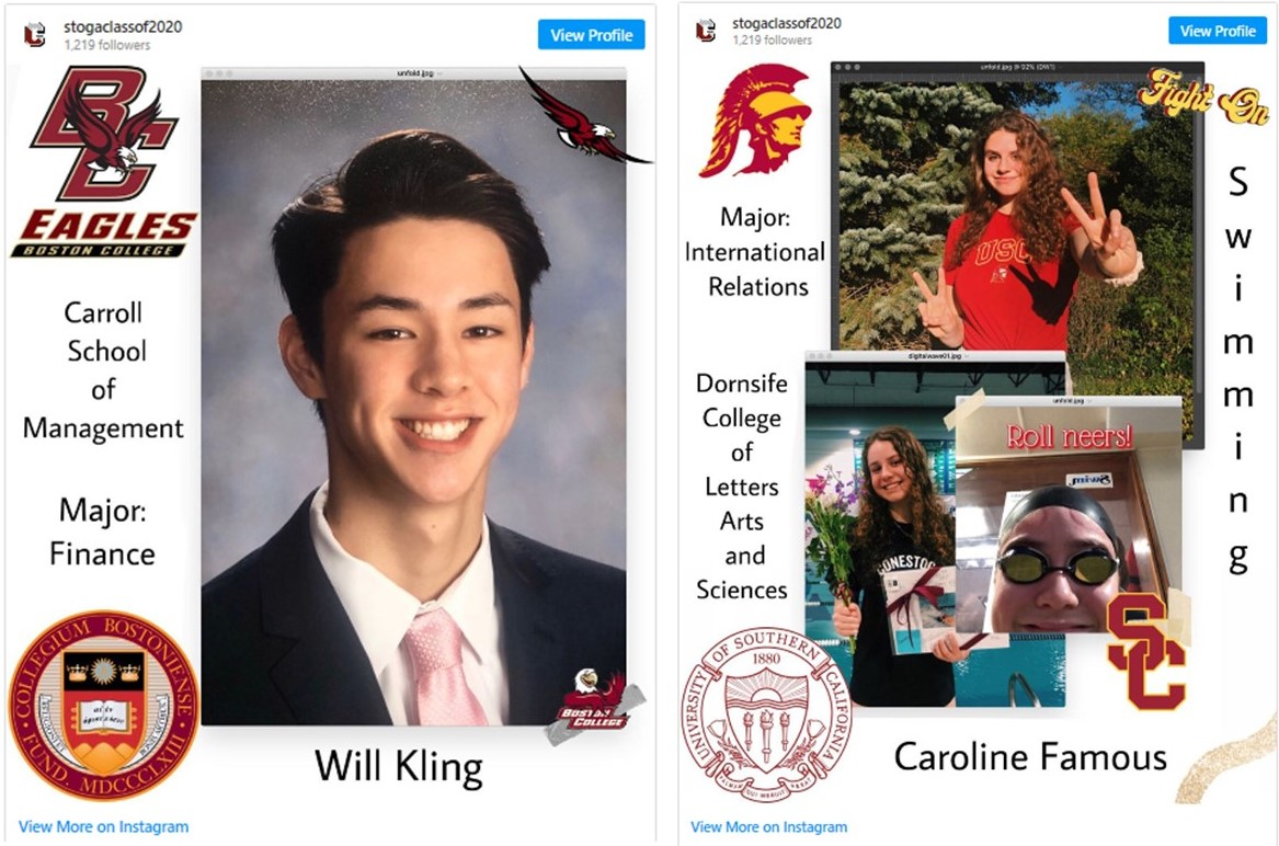 N.Y. Times: Conestoga Students Share Memories, Celebrate Successes in Online Yearbook