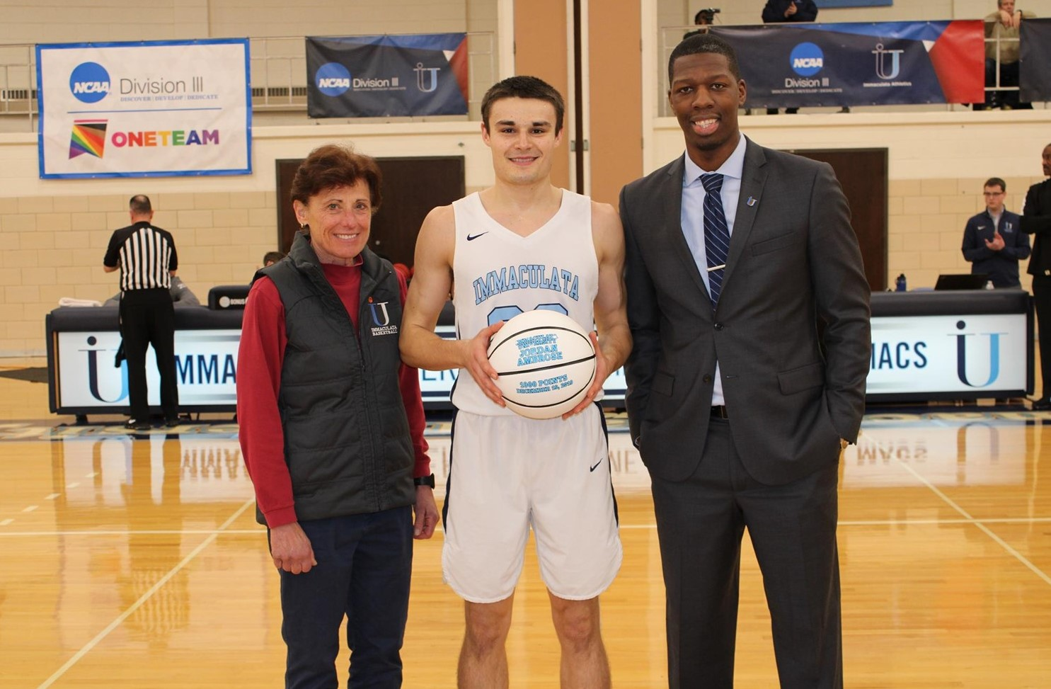Thorndale Native Named Immaculata's Most Outstanding Male Senior Athlete of the Year