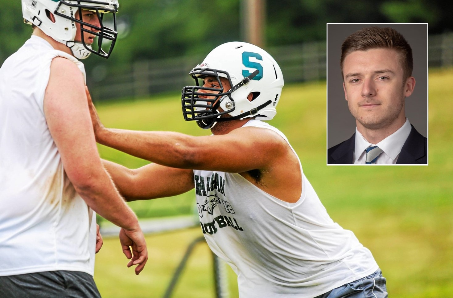 After Going Undrafted, Two Locals Sign Free-Agent Contracts, Hoping to Make an NFL Roster