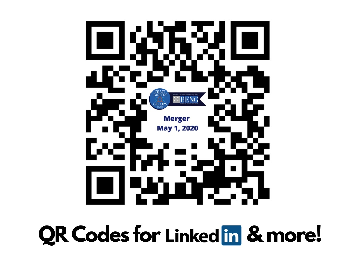 QR Codes for LinkedIn and More