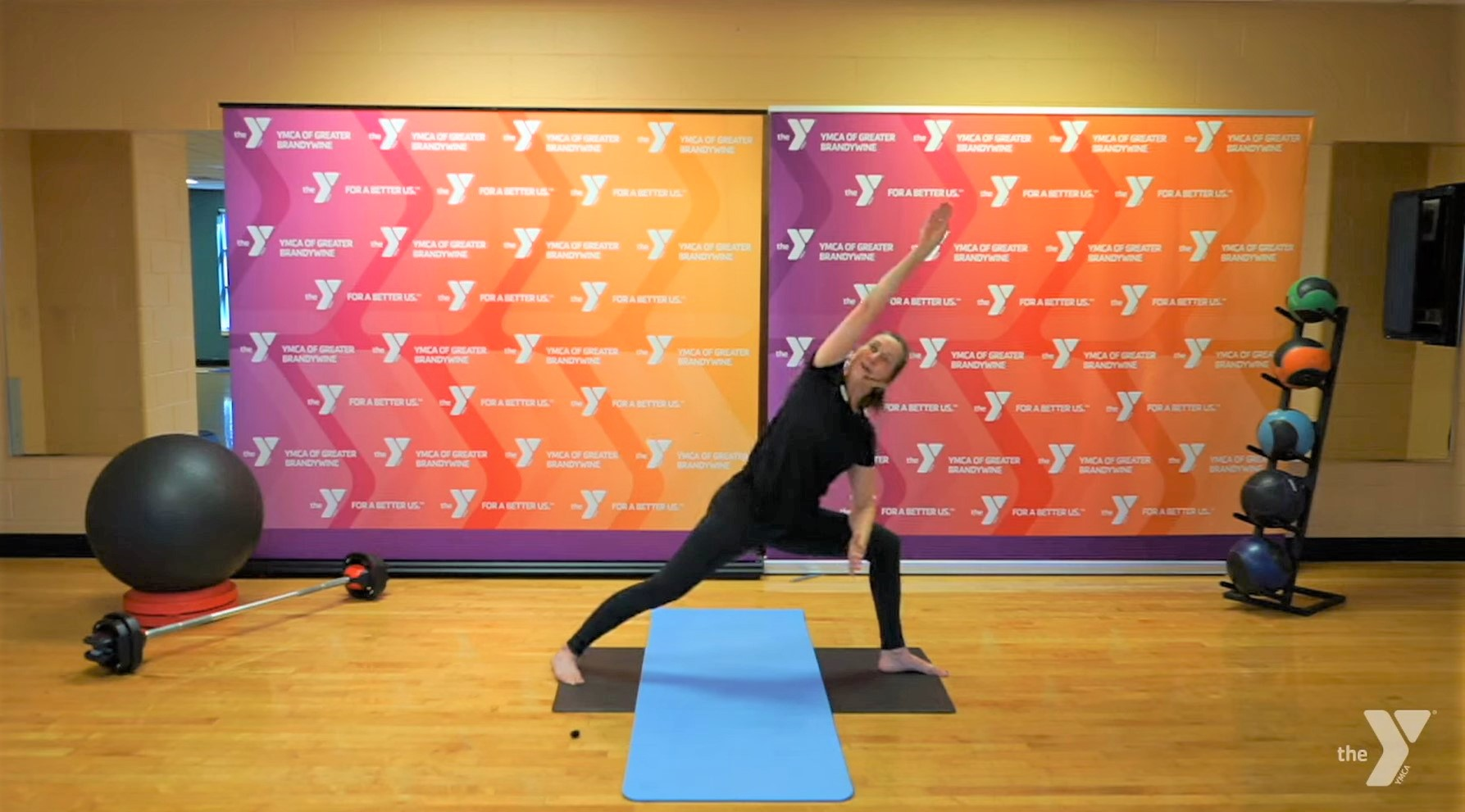 YMCA of Greater Brandywine Jumps into Virtual Fitness