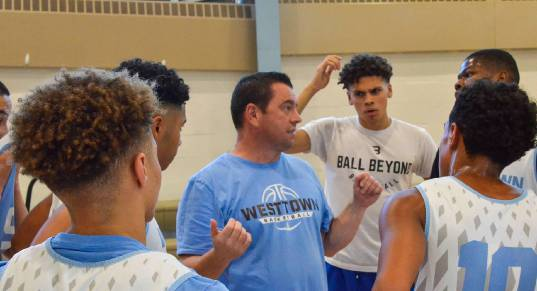 Former Member of Ireland's National Basketball Team Fulfills His American Dream at Westtown School