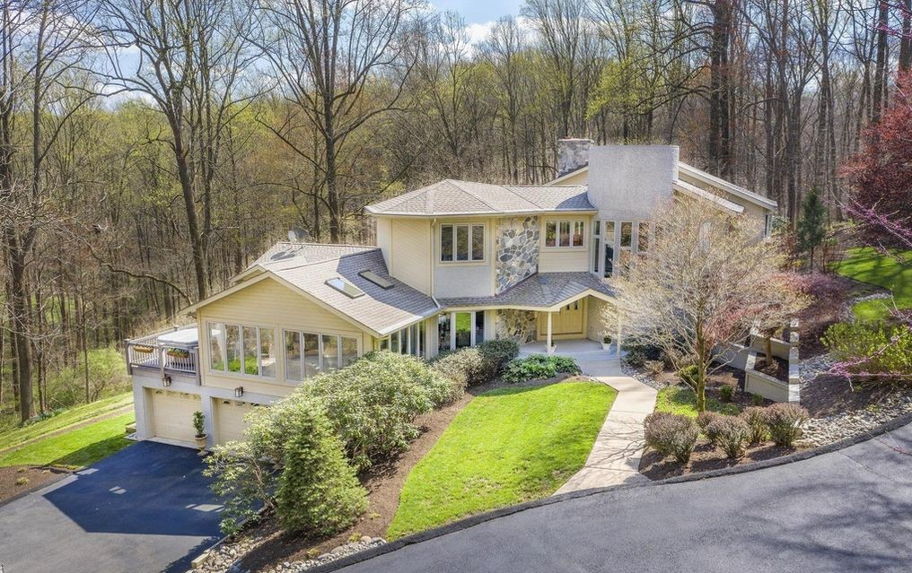 Malvern Bank House of the Week: Six-Acre Jewel Overlooking White Clay Creek in Landenberg