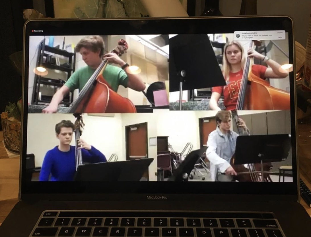 Home of the Sparrow Benefits from West Chester East High School's Virtual Concert, Talent Show