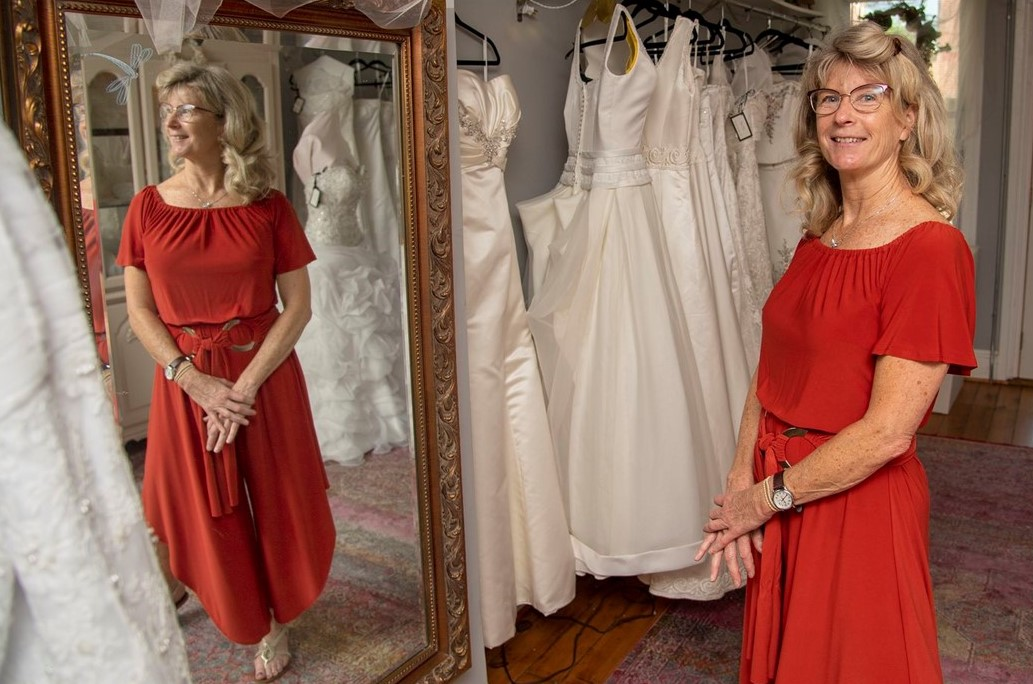 Heartwarming Story the Inspiration Behind Downingtown Boutique That Offers Second-Chance Wedding Dresses
