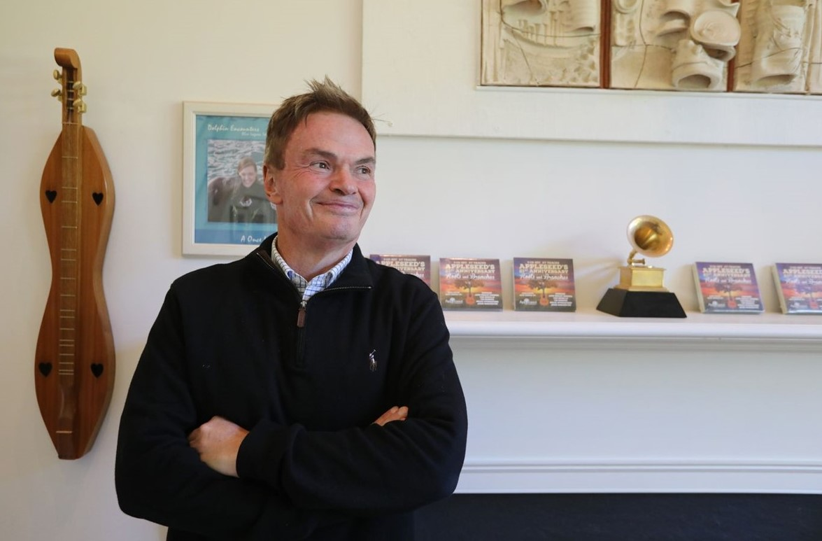 Grammy-Winning Founder of West Chester-Based Music Label an Activist 'on Right Side of History'