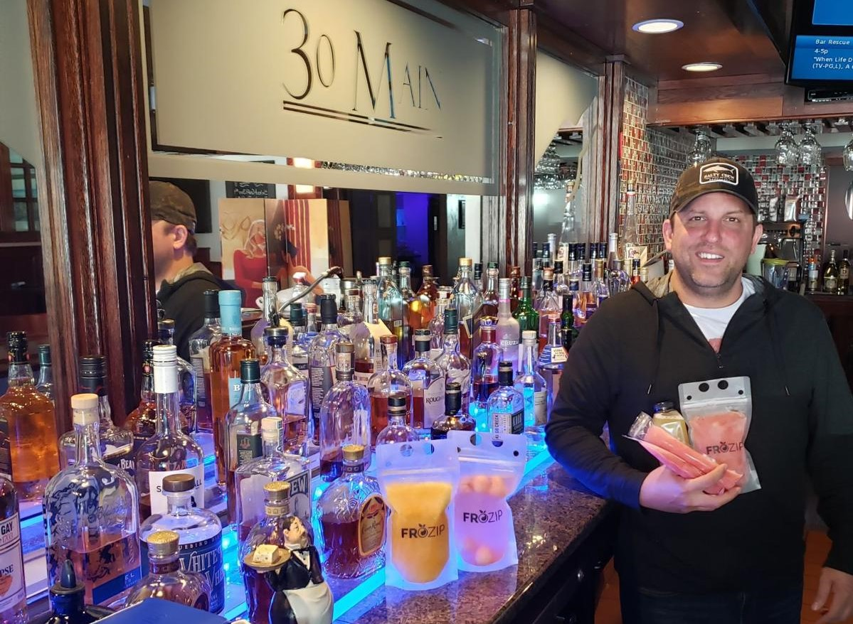 Owner of Berwyn Restaurant Ready to Welcome Guests Outside: 'New Normal Won't Be So Normal'