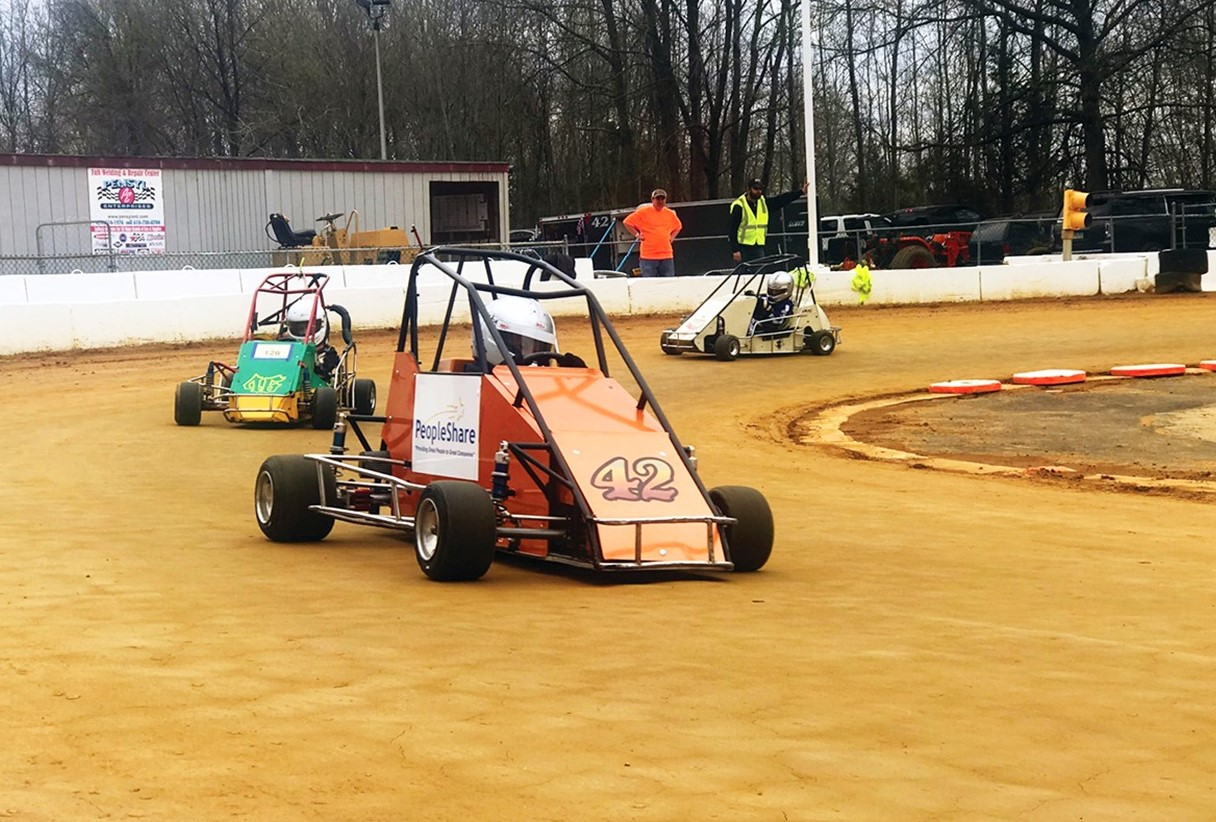 Young Auto Racers Find a Home at Phoenixville's Quarter Midget Racetrack