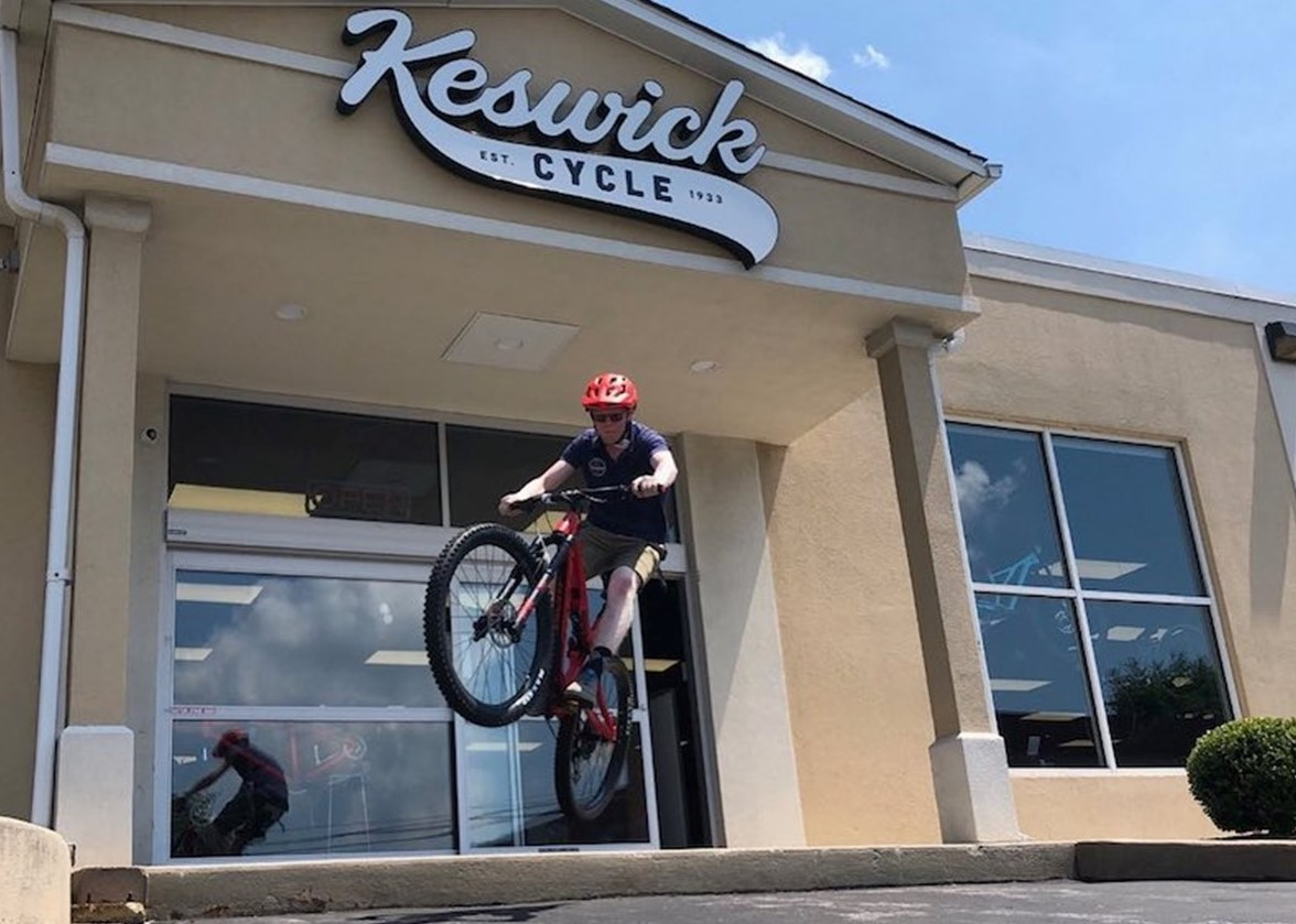 As Quarantine-Induced Cabin Fever Peaks, So Do Sales at This Bike Shop in Paoli