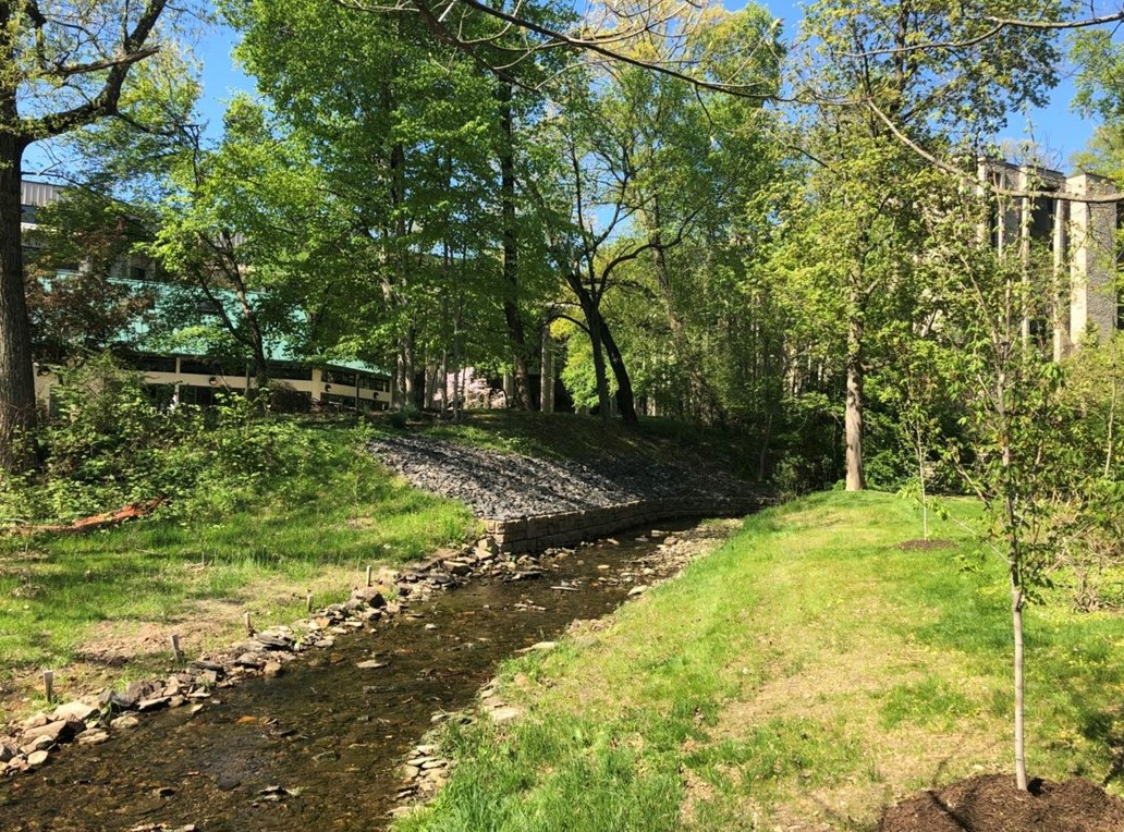 Warfel Construction Receives National Award for Stream Restoration Project