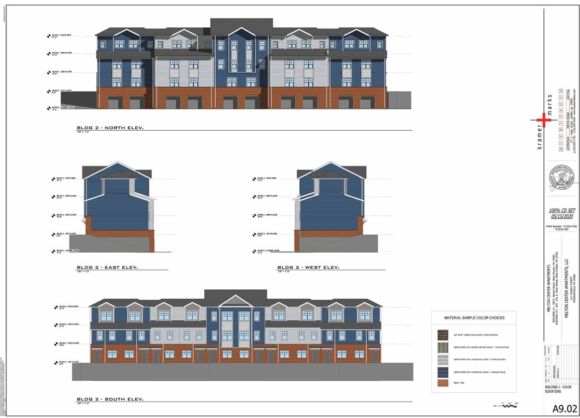 County Commissioners Approve $1.77 Million for Affordable Housing in West Chester, Kennett Square