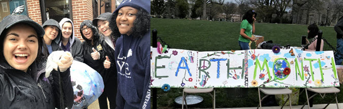 STARS in Their Eyes: Documenting WCU's Sustainability Efforts