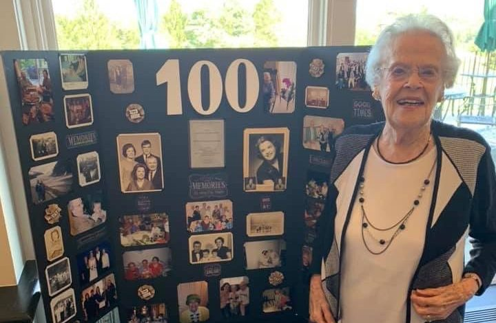 This Centenarian Has Lived Through Two Pandemics