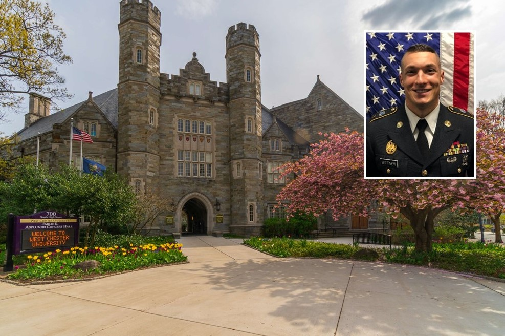 WCU Grad to Participate in Army's Virtual National Commissioning Ceremony